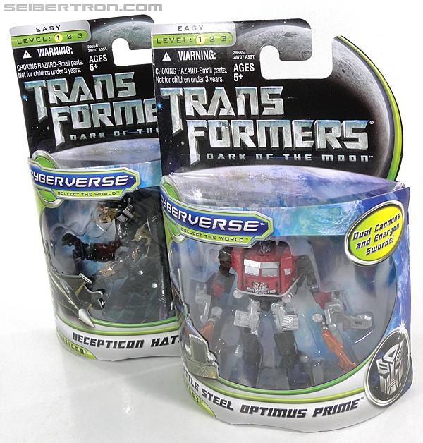 Transformers Dark of the Moon Battle Steel Optimus Prime (Image #2 of 100)