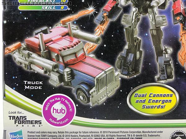 Transformers Dark of the Moon Battle Steel Optimus Prime (Image #10 of 100)
