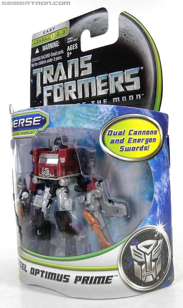 Transformers Dark of the Moon Battle Steel Optimus Prime (Image #12 of 100)