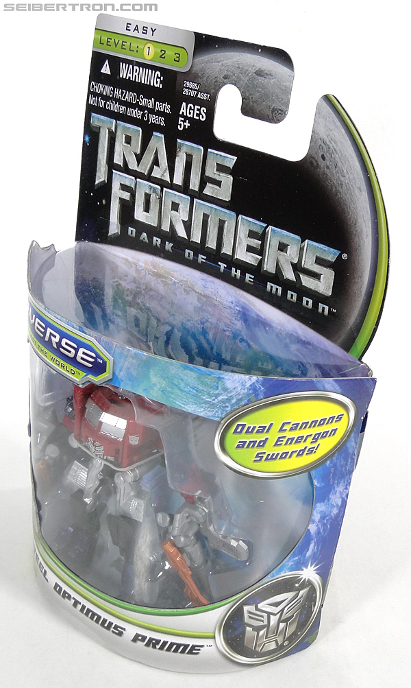 Transformers Dark of the Moon Battle Steel Optimus Prime (Image #13 of 100)