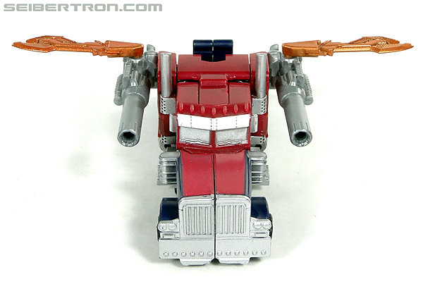 Transformers Dark of the Moon Battle Steel Optimus Prime (Image #17 of 100)