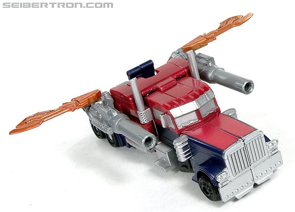 Transformers Dark of the Moon Battle Steel Optimus Prime (Image #18 of 100)