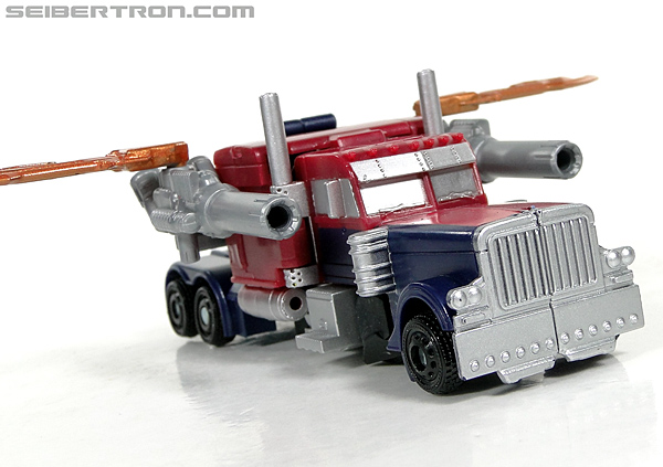Battle Steel Optimus Prime -