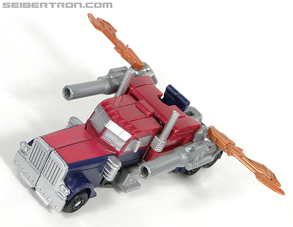 Transformers Dark of the Moon Battle Steel Optimus Prime (Image #28 of 100)