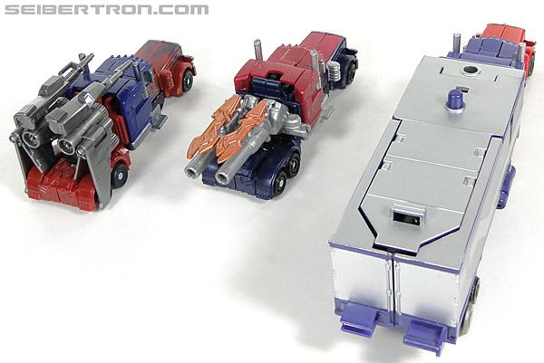 Transformers Dark of the Moon Battle Steel Optimus Prime (Image #44 of 100)