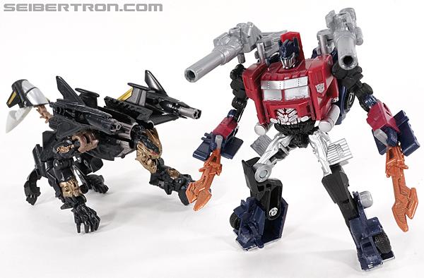 Transformers Dark of the Moon Battle Steel Optimus Prime (Image #99 of 100)