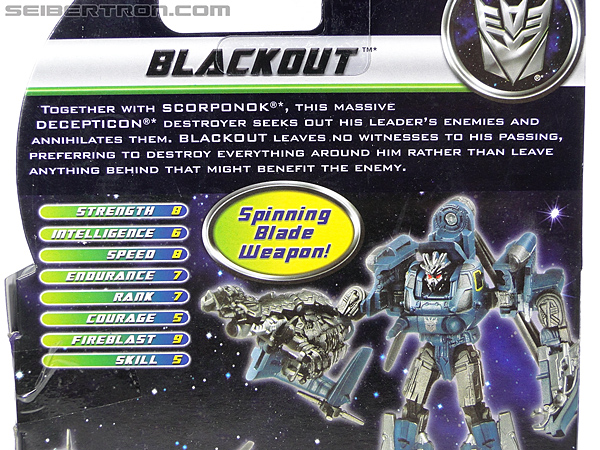 Transformers Dark of the Moon Blackout (Image #8 of 101)