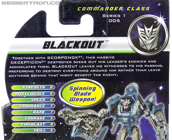 Transformers Dark of the Moon Blackout (Image #9 of 101)