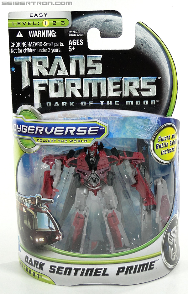Transformers Dark of the Moon Dark Sentinel Prime (Image #1 of 93)