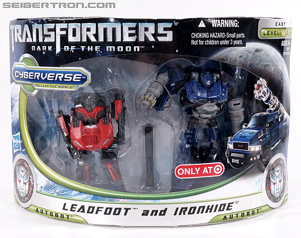 Transformers Dark of the Moon Ironhide (Target) (Image #1 of 103)