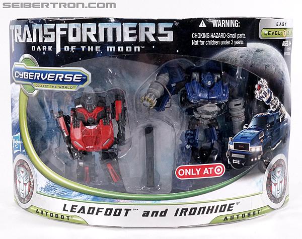 Transformers Dark of the Moon Ironhide (Target) (Image #1 of 103)