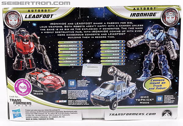 Transformers Dark of the Moon Ironhide (Target) (Image #6 of 103)