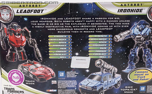 Transformers Dark of the Moon Ironhide (Target) (Image #7 of 103)