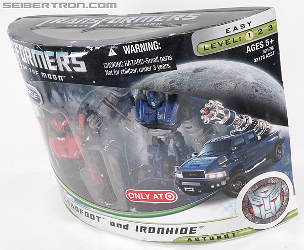 Transformers Dark of the Moon Ironhide (Target) (Image #11 of 103)