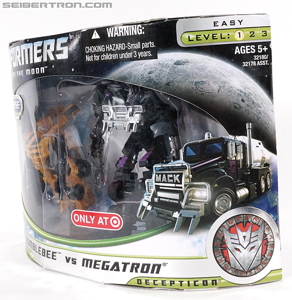 Transformers Dark of the Moon Megatron (Target) (Image #10 of 103)