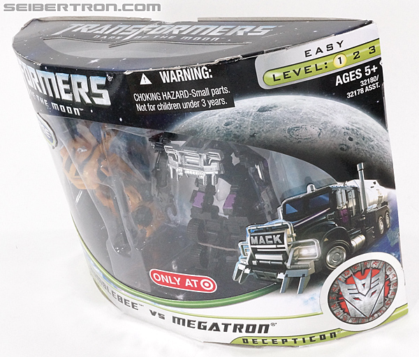 Transformers Dark of the Moon Megatron (Target) (Image #11 of 103)