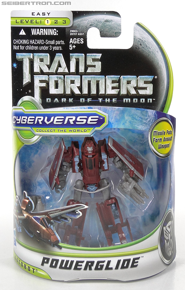 Transformers Dark of the Moon Powerglide (Image #1 of 90)