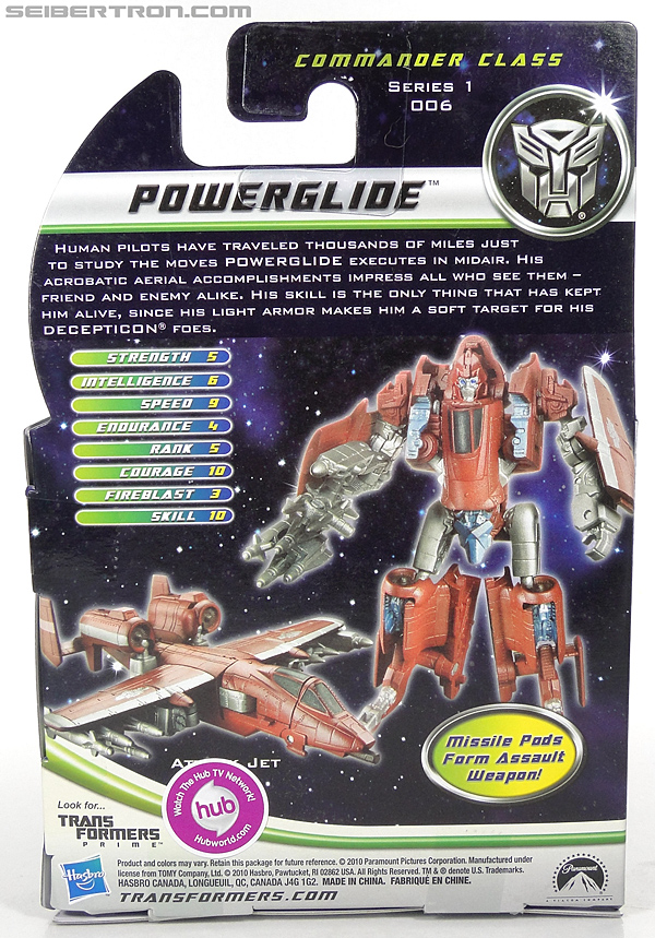 Transformers Dark of the Moon Powerglide (Image #6 of 90)