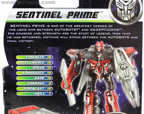 Transformers Dark of the Moon Sentinel Prime (Image #6 of 91)