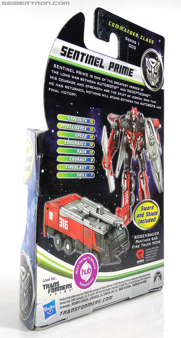 Transformers Dark of the Moon Sentinel Prime (Image #8 of 91)