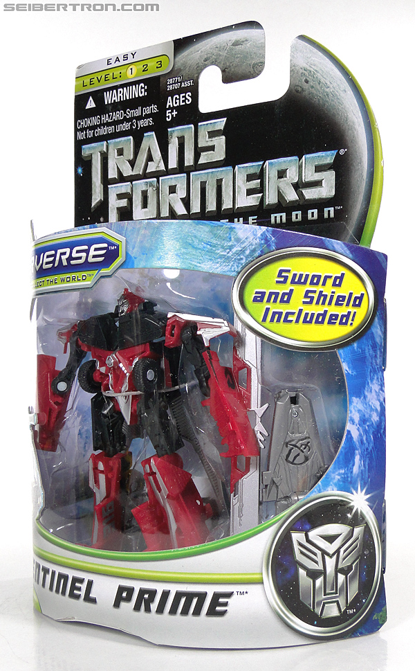 Transformers Dark of the Moon Sentinel Prime (Image #9 of 91)