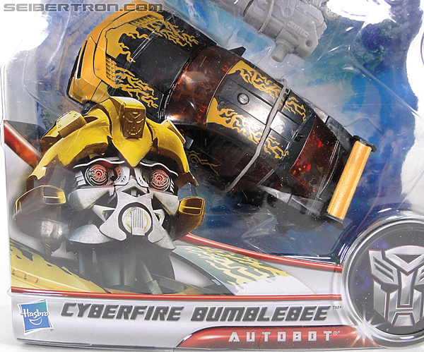 Transformers Dark of the Moon Cyberfire Bumblebee (Bumblebee) (Image #3 of 138)