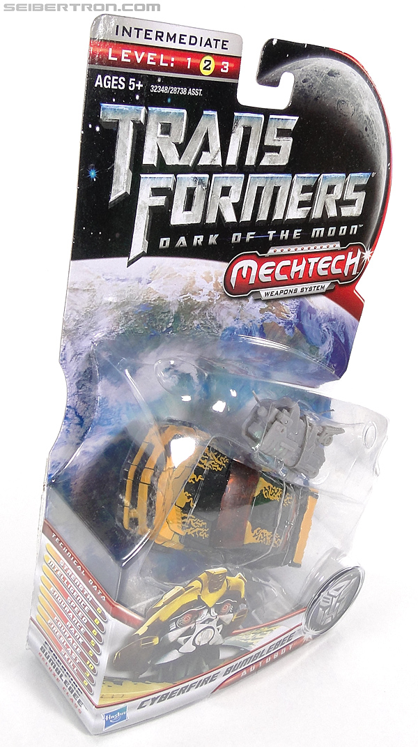 Transformers Dark of the Moon Cyberfire Bumblebee (Bumblebee) (Image #4 of 138)