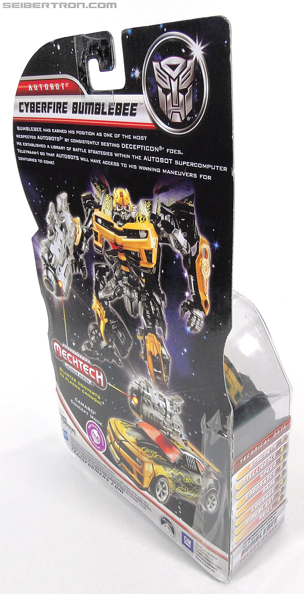 Transformers Dark of the Moon Cyberfire Bumblebee (Bumblebee) (Image #6 of 138)