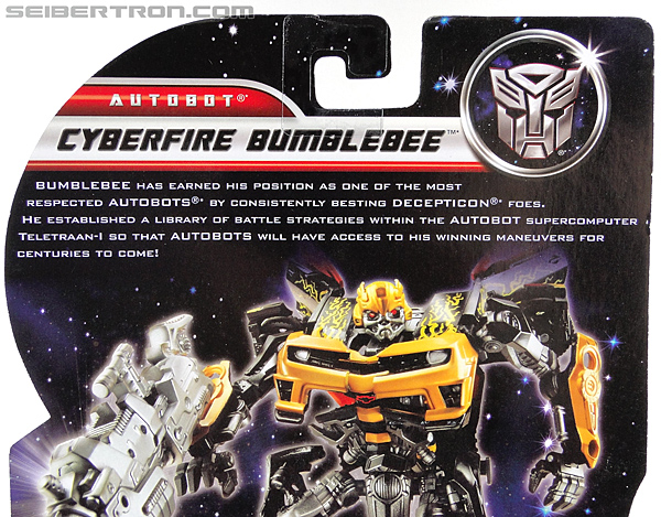 Transformers Dark of the Moon Cyberfire Bumblebee (Bumblebee) (Image #8 of 138)