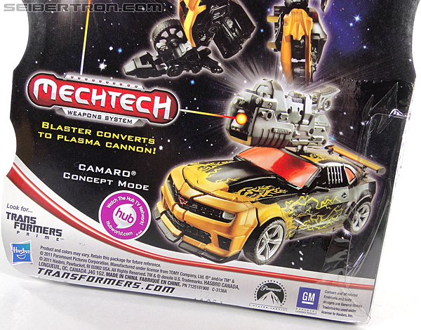 Transformers Dark of the Moon Cyberfire Bumblebee (Bumblebee) (Image #9 of 138)