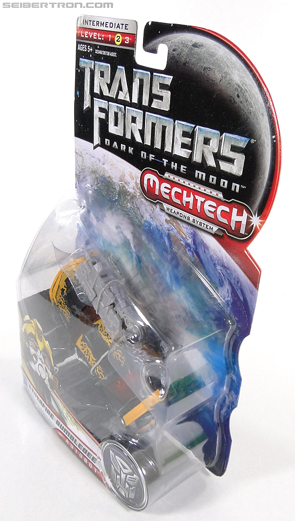 Transformers Dark of the Moon Cyberfire Bumblebee (Bumblebee) (Image #12 of 138)