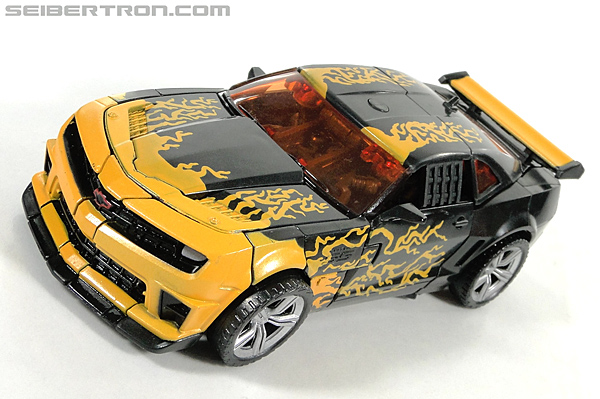 Transformers Dark of the Moon Cyberfire Bumblebee (Bumblebee) (Image #26 of 138)
