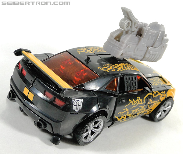 Transformers Dark of the Moon Cyberfire Bumblebee (Bumblebee) (Image #32 of 138)