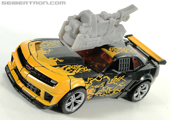 Transformers Dark of the Moon Cyberfire Bumblebee (Bumblebee) (Image #38 of 138)