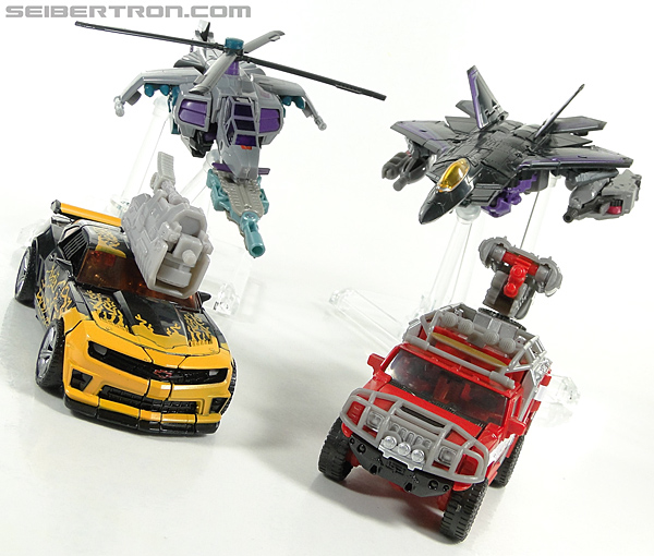Transformers Dark of the Moon Cyberfire Bumblebee (Bumblebee) (Image #42 of 138)