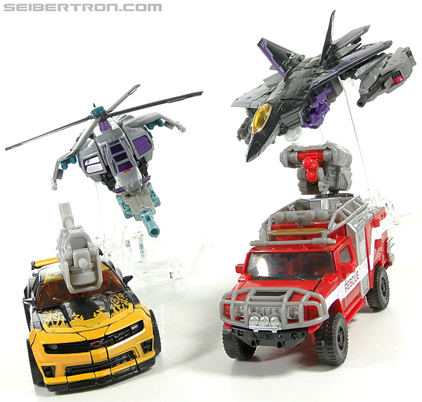 Transformers Dark of the Moon Cyberfire Bumblebee (Bumblebee) (Image #43 of 138)