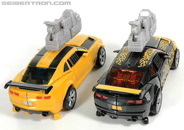 Transformers Dark of the Moon Cyberfire Bumblebee (Bumblebee) (Image #46 of 138)