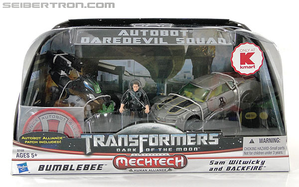 Transformers Dark of the Moon Bumblebee (Daredevil Squad) (Image #1 of 121)