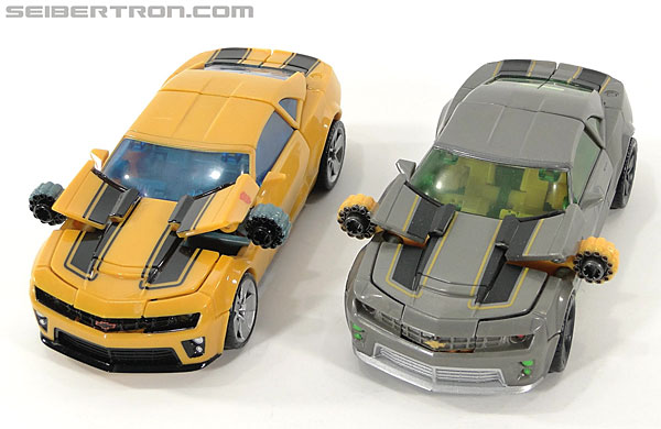 Transformers Dark of the Moon Bumblebee (Daredevil Squad) (Image #46 of 121)