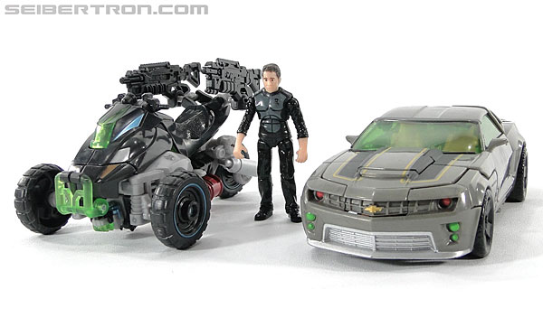 Transformers Dark of the Moon Sam Witwicky (Daredevil Squad) (Image #62 of 92)