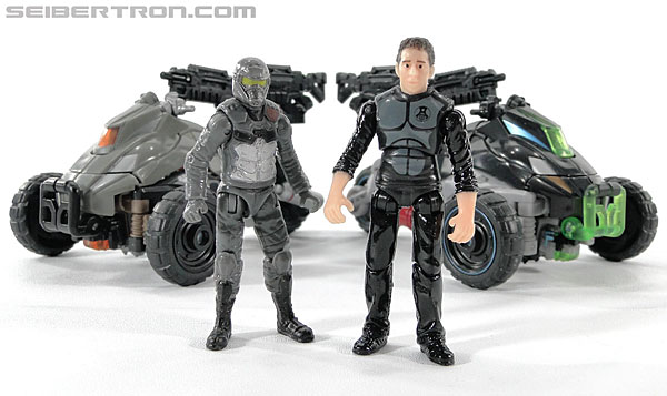 Transformers Dark of the Moon Sam Witwicky (Daredevil Squad) (Image #65 of 92)