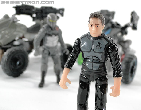 Transformers Dark of the Moon Sam Witwicky (Daredevil Squad) (Image #67 of 92)
