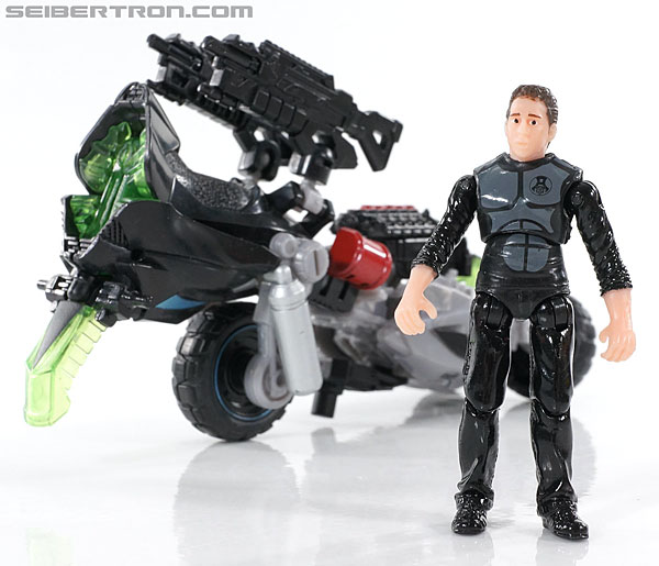 Transformers Dark of the Moon Sam Witwicky (Daredevil Squad) (Image #69 of 92)