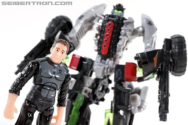 Transformers Dark of the Moon Sam Witwicky (Daredevil Squad) (Image #91 of 92)