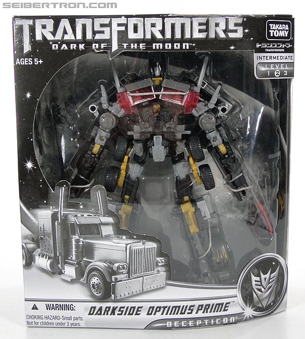 Transformers Dark of the Moon Darkside Optimus Prime (Image #1 of 149)