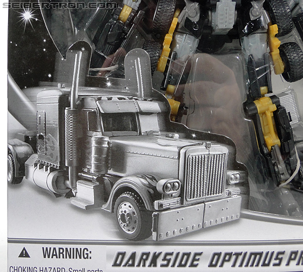 Transformers Dark of the Moon Darkside Optimus Prime (Image #3 of 149)