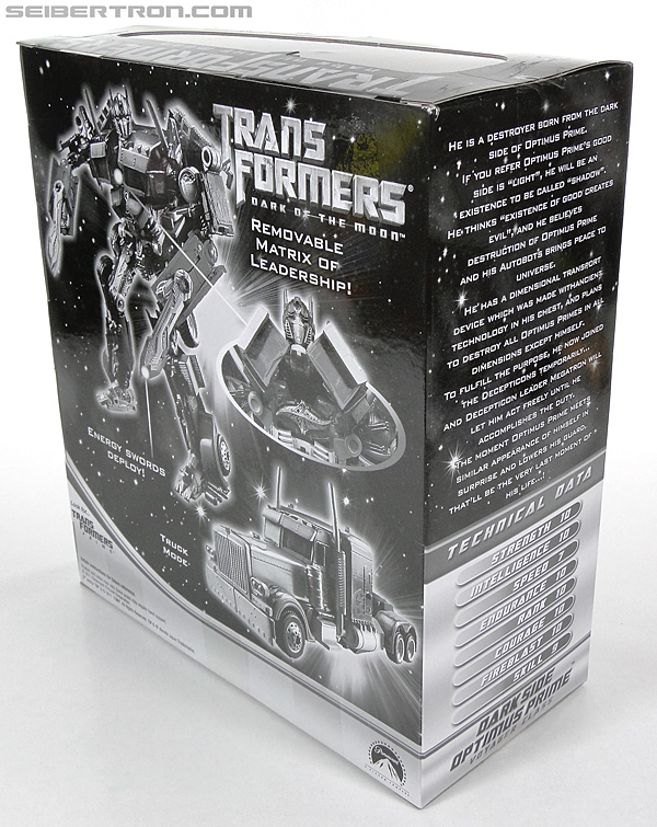 Transformers Dark of the Moon Darkside Optimus Prime (Image #8 of 149)
