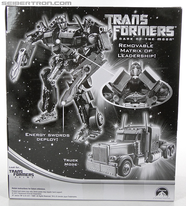 Transformers Dark of the Moon Darkside Optimus Prime (Image #9 of 149)