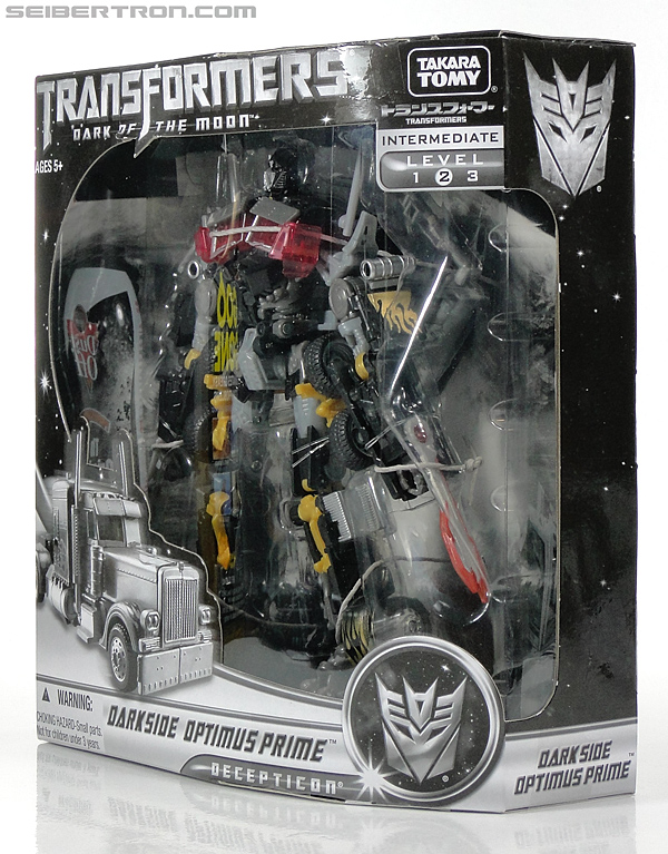 Transformers Dark of the Moon Darkside Optimus Prime (Image #12 of 149)