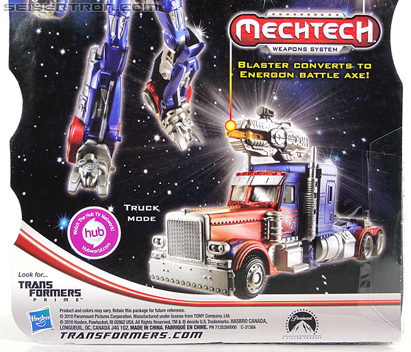 Transformers Dark of the Moon Optimus Prime (Image #11 of 145)